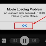 playbox hd movie not loading error fix