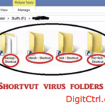How To Remove Shortcut Virus From Laptop/PC?